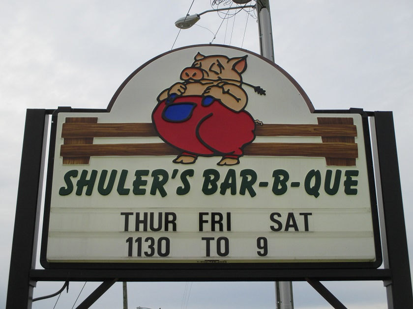 Shuler's Bar-B-Que, LattaSC