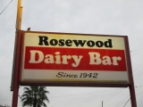 Rosewood Dairy Bar, ColumbiaSC