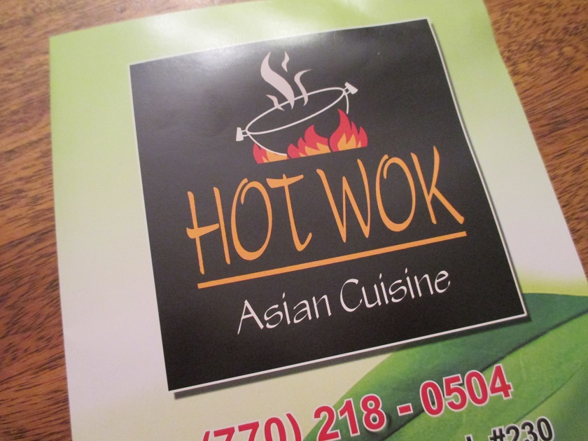 Hot Wok, MariettaGA