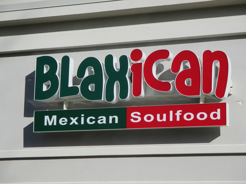 Blaxican Mexican Soul Food, Roswell GA (CLOSED)