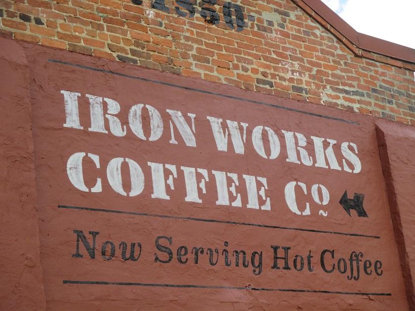 Iron Works Coffee Company, AthensGA