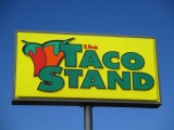 The Taco Stand, Athens GA (take two)
