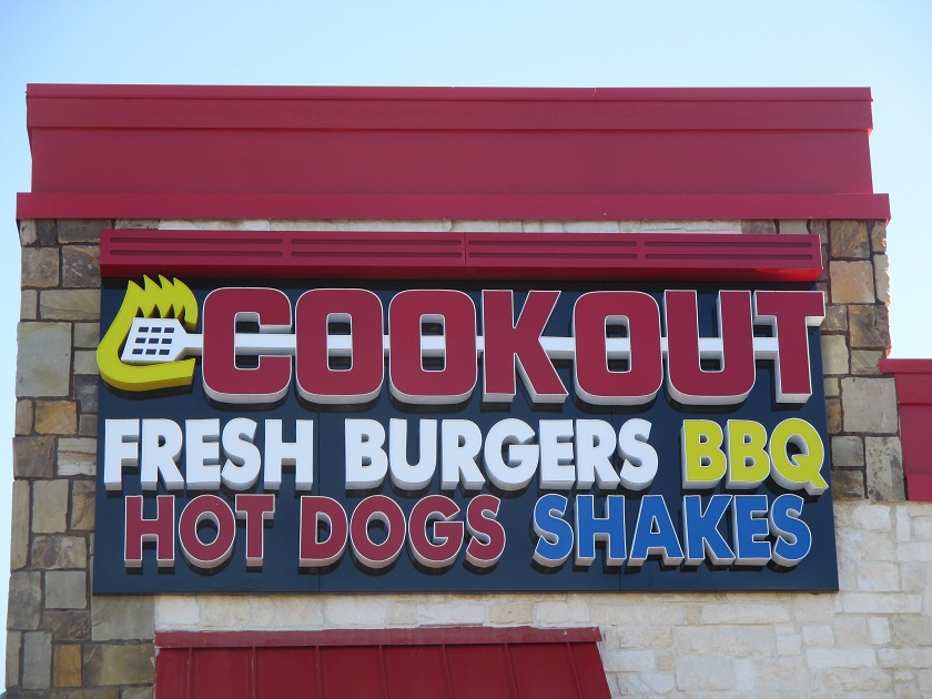 Cook Out, KennesawGA