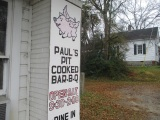 Paul's Bar-B-Q, Lexington GA (take two)