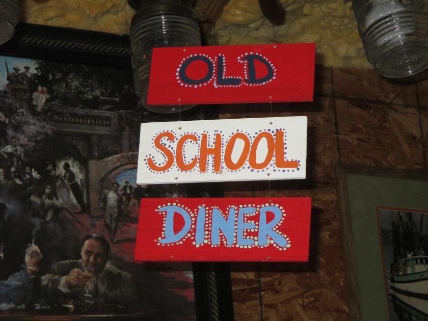 Old School Diner, Harris NeckGA