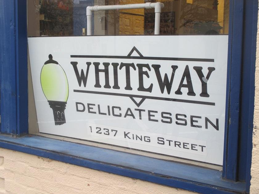 Whiteway Delicatessen, JacksonvilleFL
