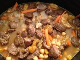 Penzeys Golden Moroccan Lamb Stew