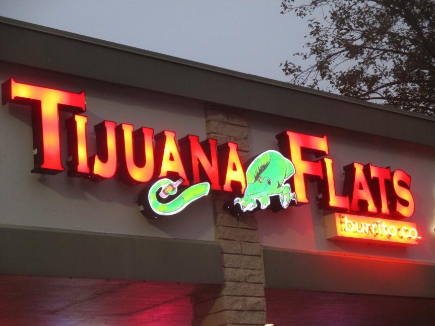Tijuana Flats Burrito Company, ApopkaFL