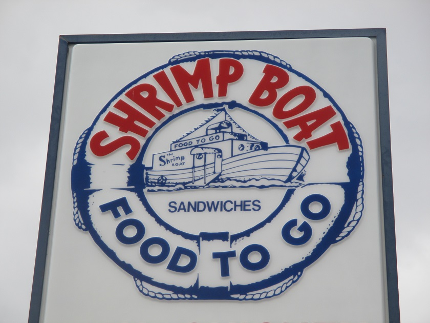 The Twin Shrimp Boats of Rock Hill,SC