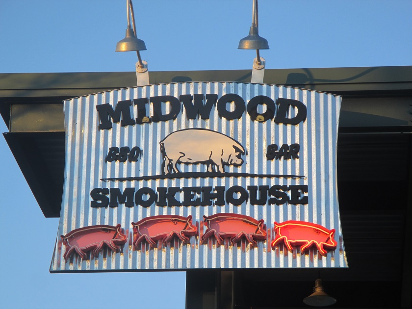 Midwood Smokehouse, Charlotte NC
