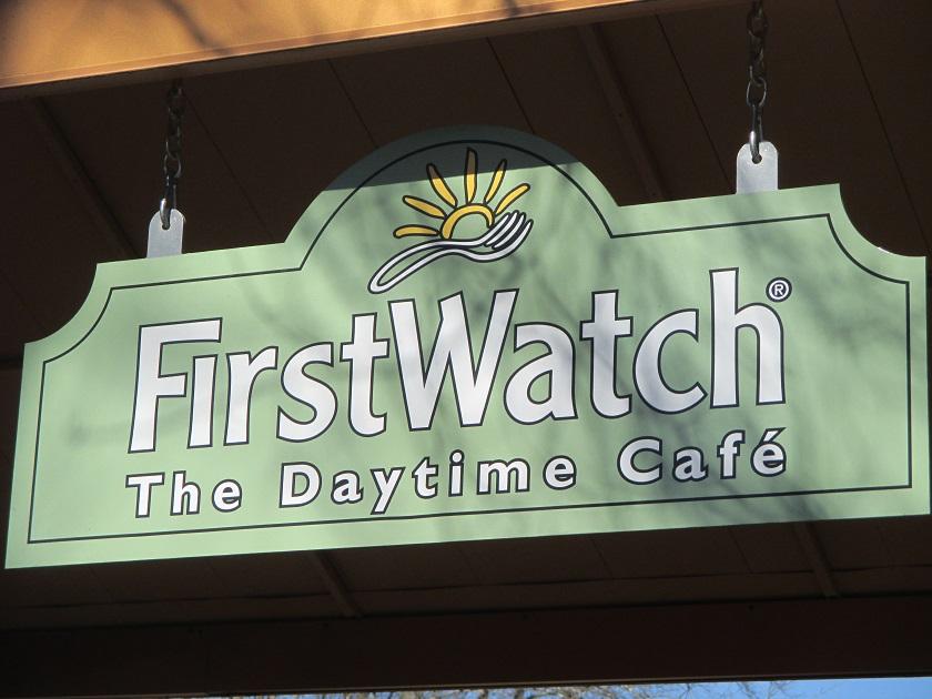 First Watch, DunwoodyGA