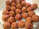 Pork Sausage Meatballs