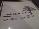 Bangkok Cabin, KennesawGA