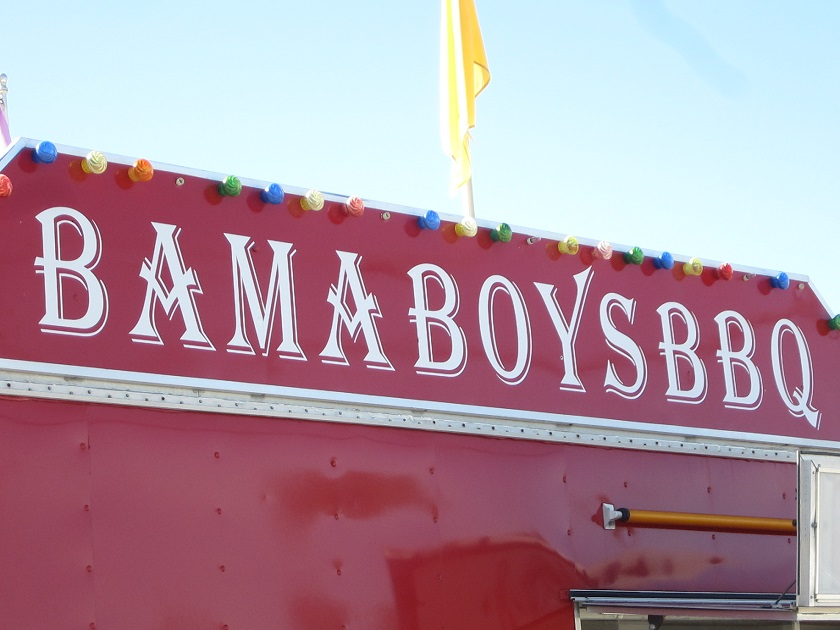 Bama Boys BBQ, HenagarAL