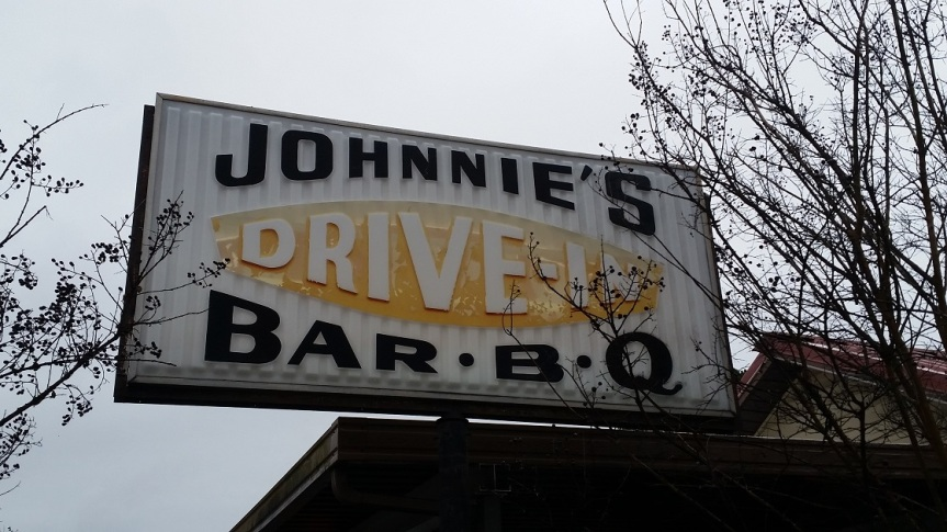 Johnnie's Drive-In, Tupelo MS