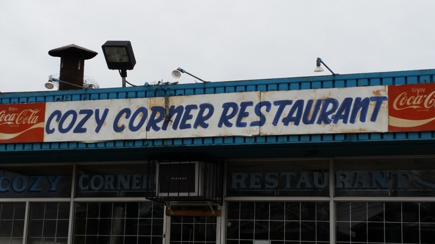 Cozy Corner Restaurant, MemphisTN