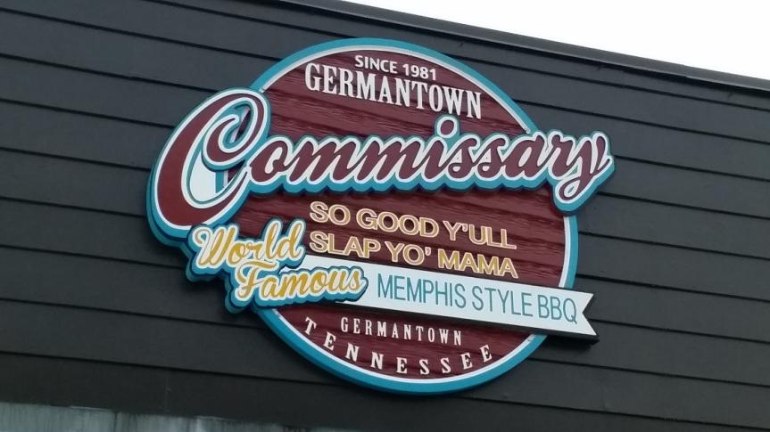 Germantown Commissary, GermantownTN