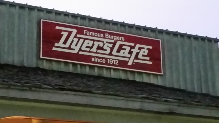 Dyer's Cafe, Collierville TN