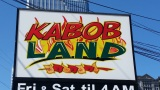 Kabob Land, Atlanta GA