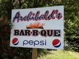 Archibald's Bar-B-Que, Northport AL