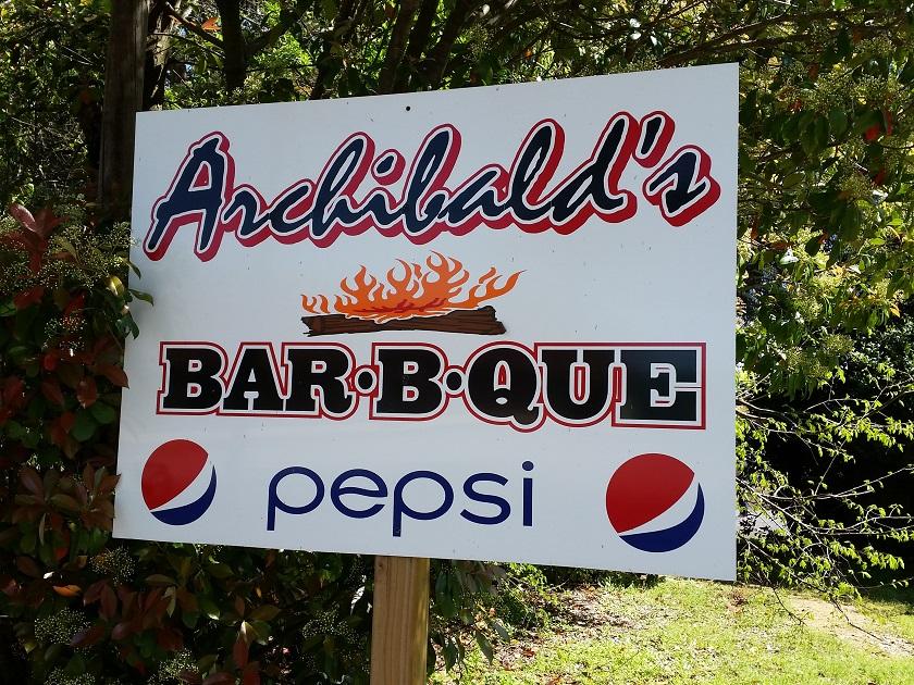 Archibald's Bar-B-Que, NorthportAL
