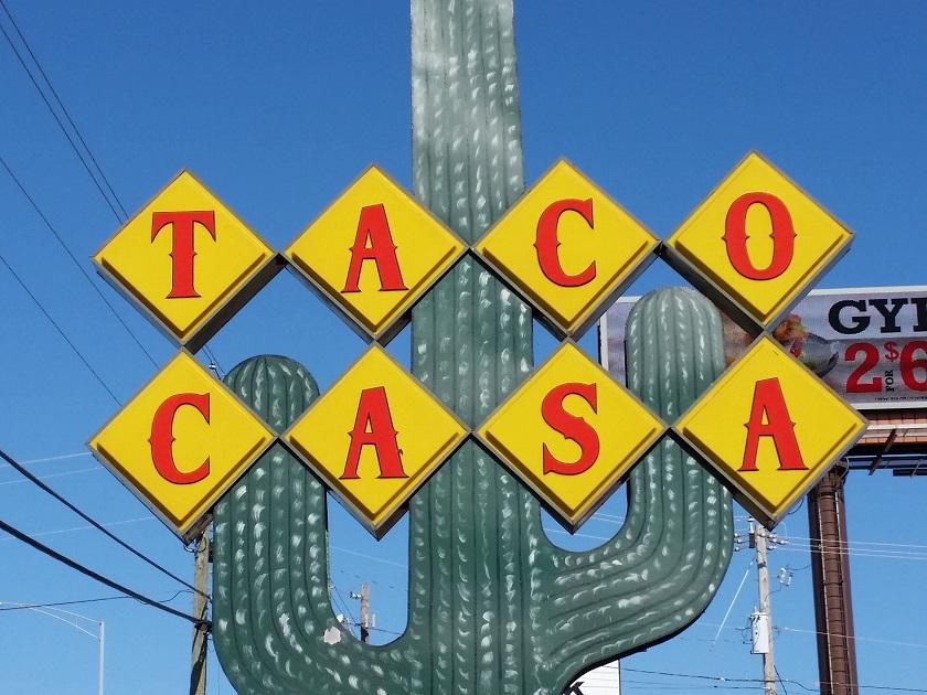 Taco Casa, TuscaloosaAL