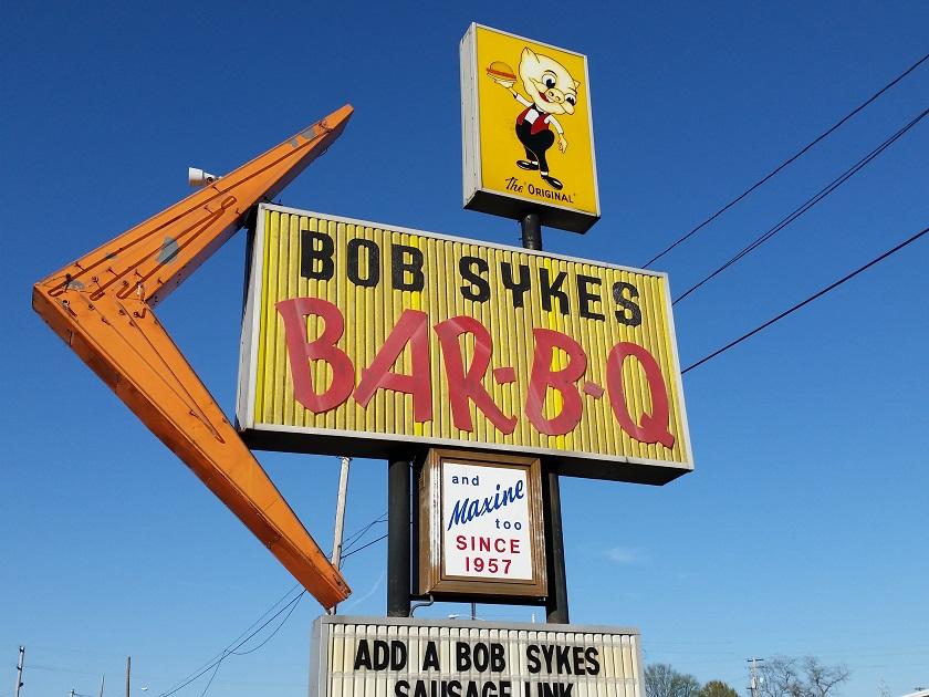 Bob Sykes Bar-B-Q, BessemerAL