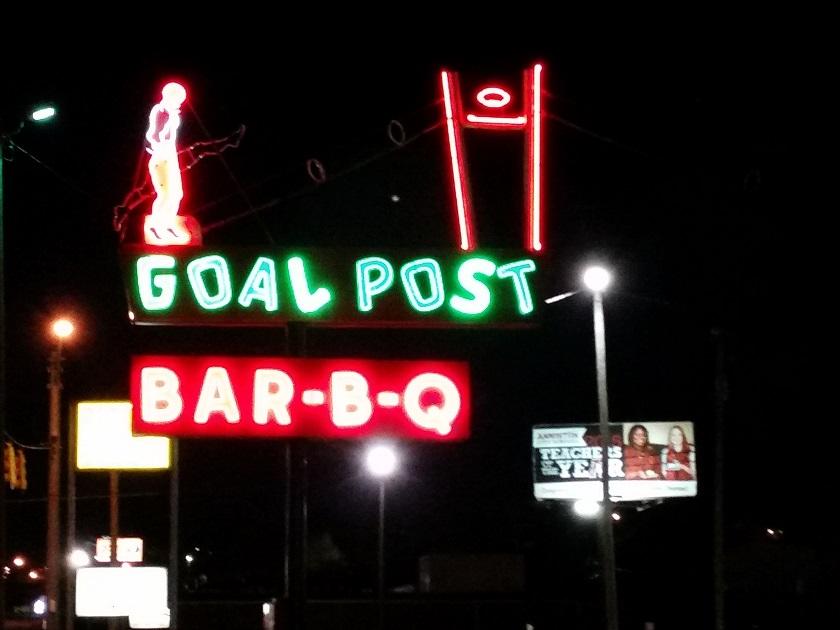 Betty's Bar-B-Q, AnnistonAL