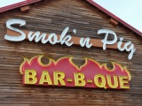 Smok'n Pig Bar-B-Que, MaconGA