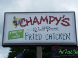 Champy's World Famous Fried Chicken, Athens GA