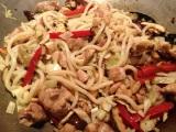 Ginger Noodle Stir-Fry