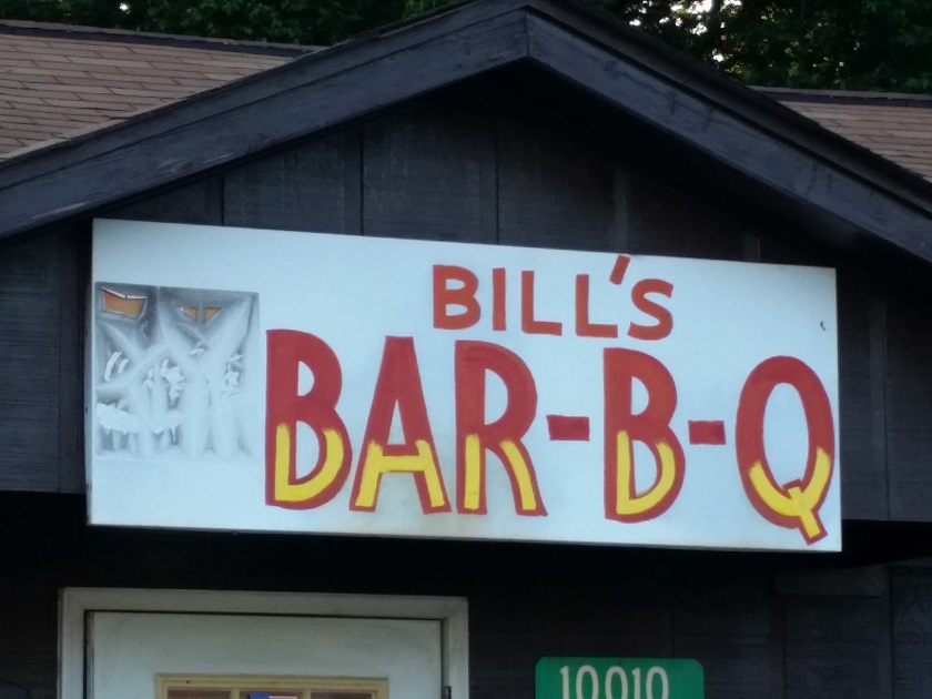 Bill's Bar-B-Q, Hull GA (take two)