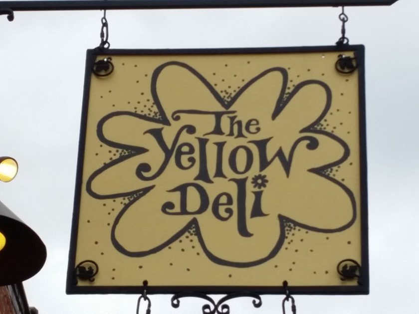 The Yellow Deli, Chattanooga TN