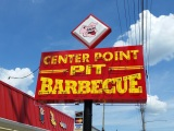Center Point Pit Barbecue, Hendersonville TN