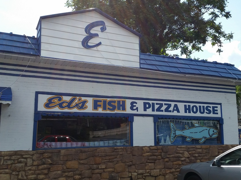 Ed's Fish and Pizza House, Nashville TN