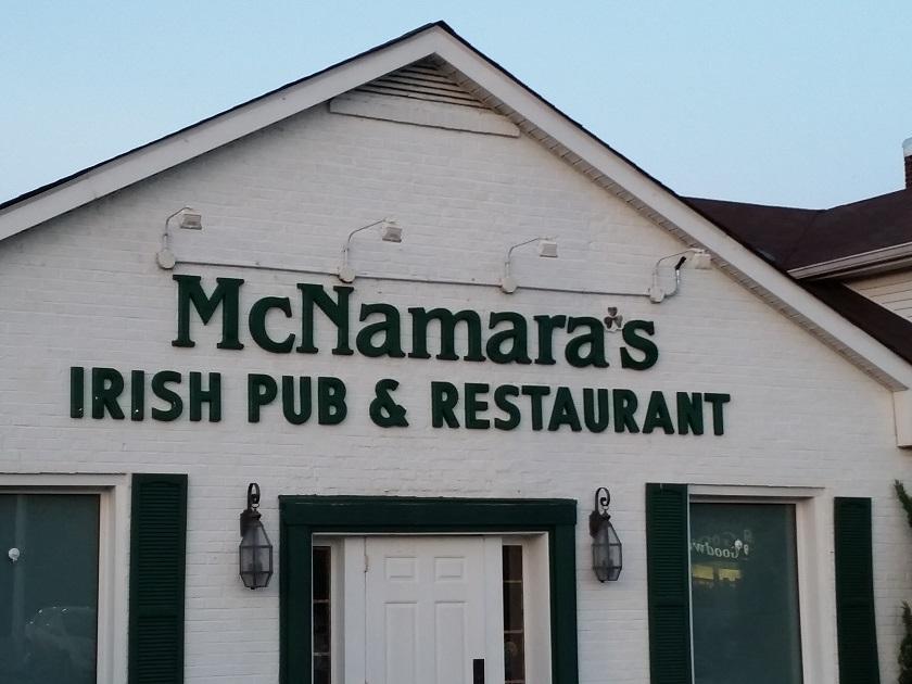 McNamara's Irish Pub and Restaurant, NashvilleTN