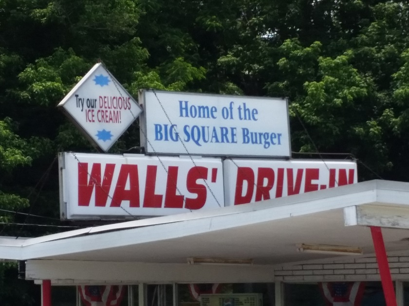 Walls' Drive-In, Cannelton IN (CLOSED)