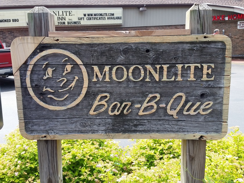 Moonlite Bar-B-Que Inn, Owensboro KY