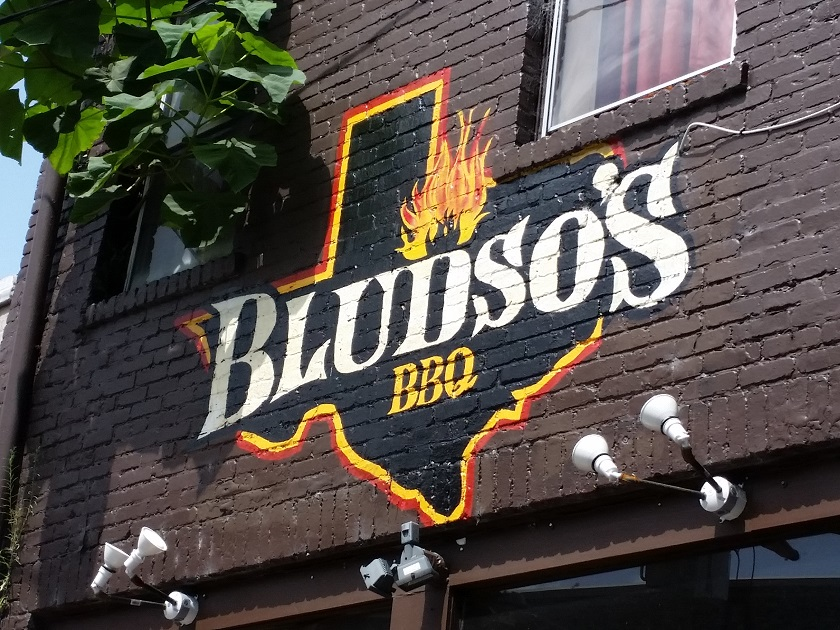 Bludso's BBQ, Atlanta GA (CLOSED)