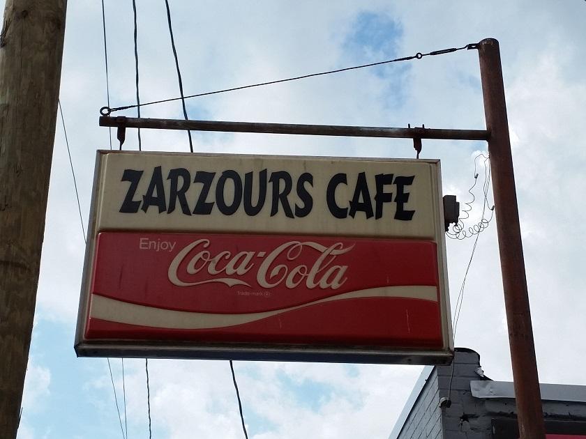 Zarzour's Cafe, Chattanooga TN (taketwo)