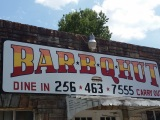 Bar-B-Q Hut, Heflin AL