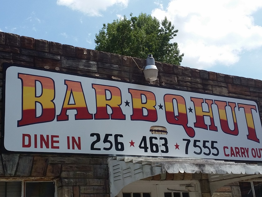 Bar-B-Q Hut, Heflin AL (CLOSED)