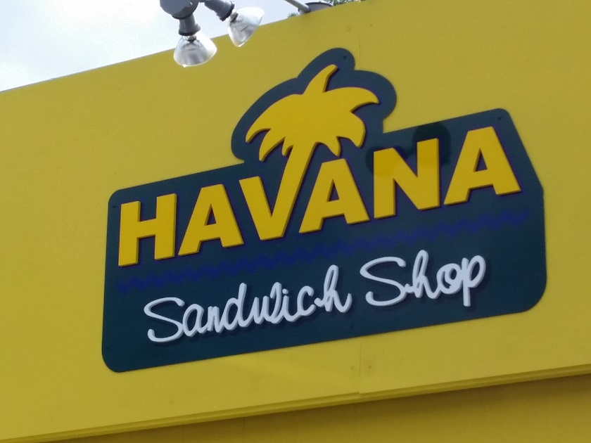 Havana Sandwich Shop, Brookhaven GA