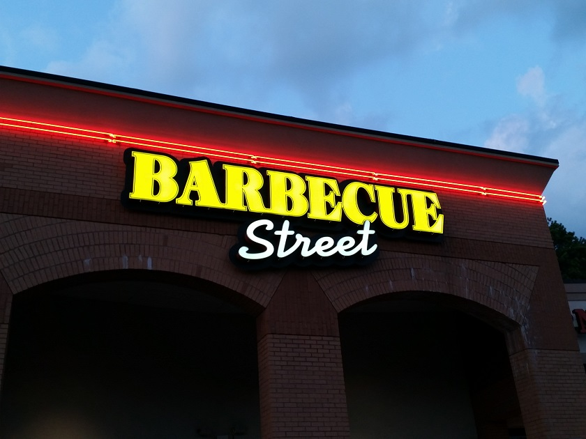 Barbecue Street, Kennesaw GA (take two)