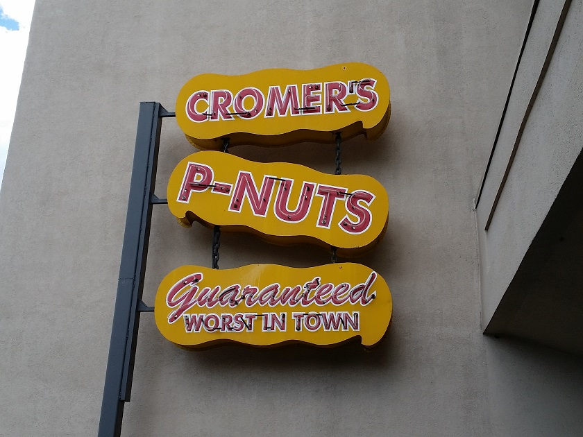 Cromer's P-Nuts, Columbia SC