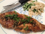 Kristin Sollenne's ChickenPiccata