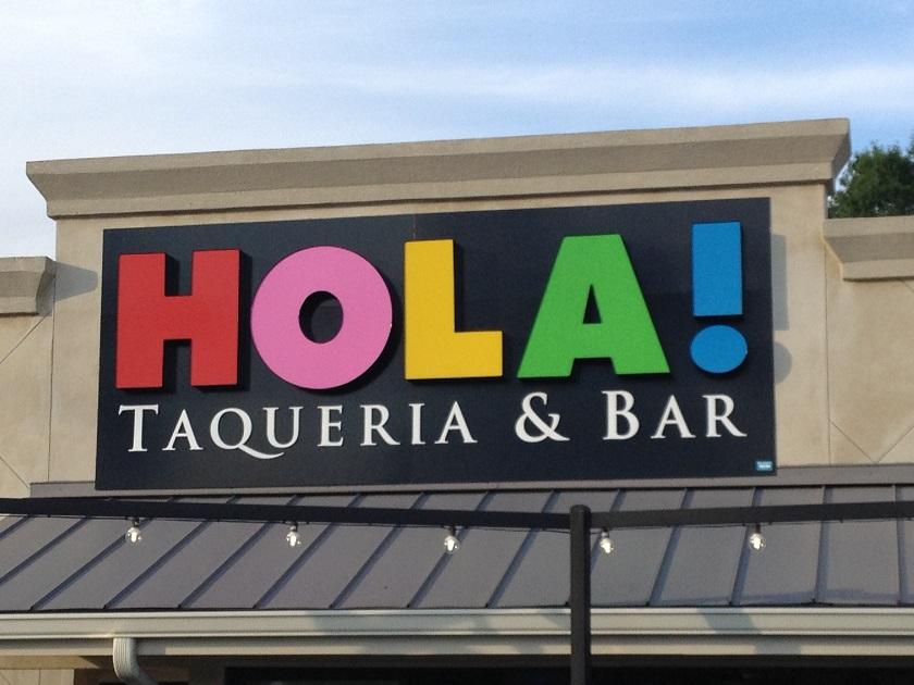 Hola! Taqueria & Bar, RoswellGA