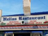 Hellas Restaurant, Tarpon SpringsFL