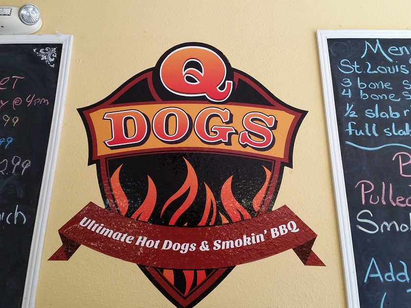 Q Dogs, Tarpon Springs FL