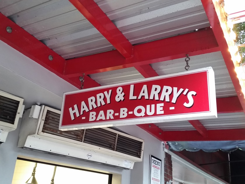 Harry and Larry's Bar-B-Que, Winter Garden FL